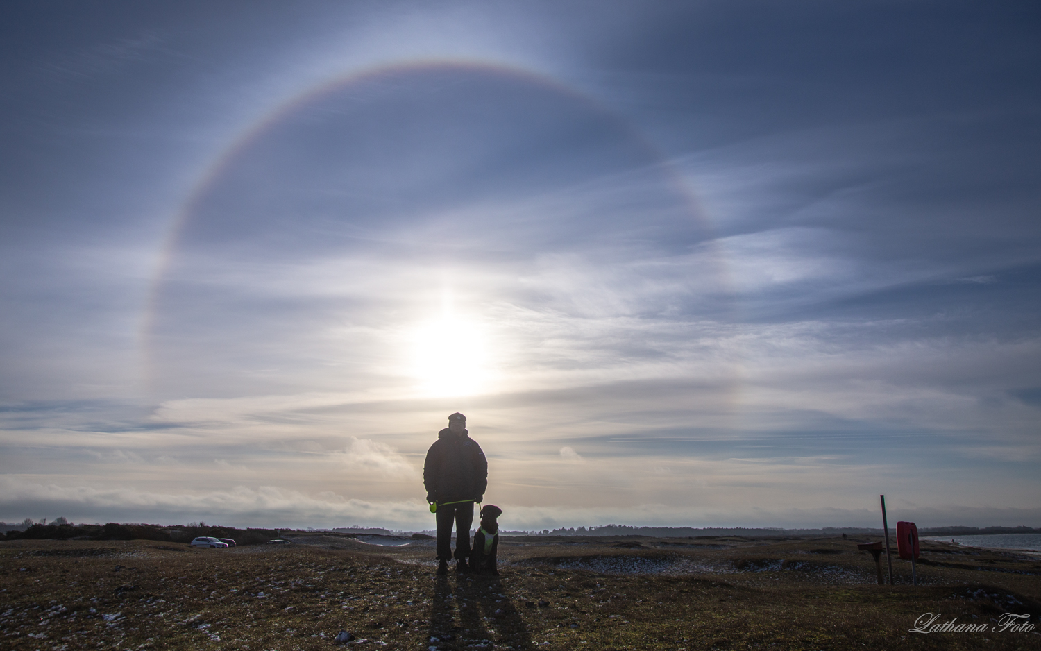 190119 Halo over Vesterlyng