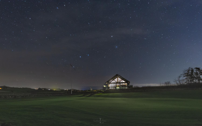 Dragsholm golfclub og storebjørn 181219