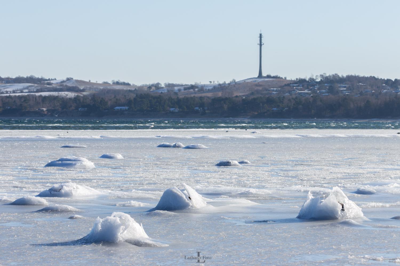 Is ved ordrup næs 060221 1