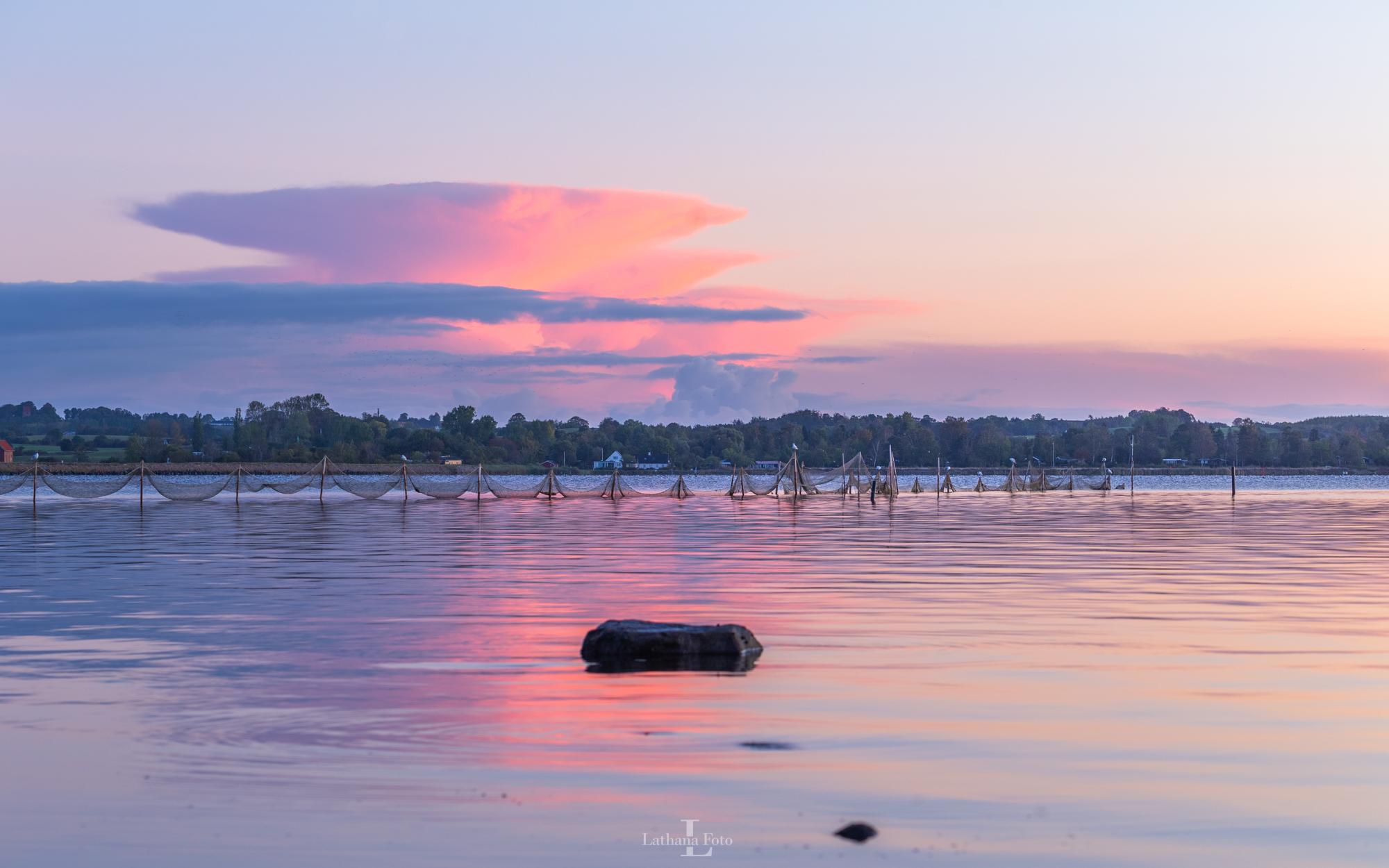 skyer ved solopgang 111020