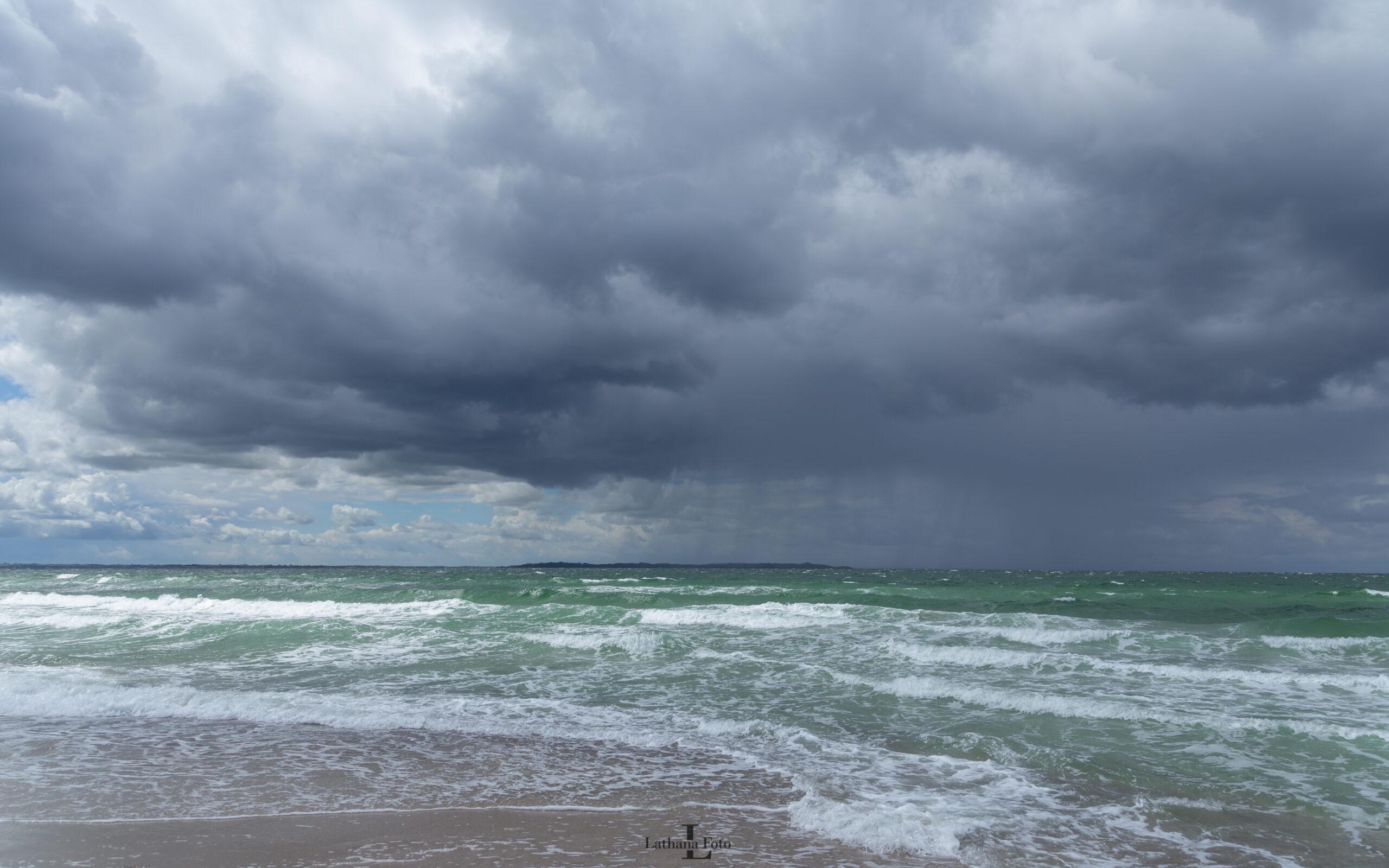 uvejr på sydstranden 060620 2