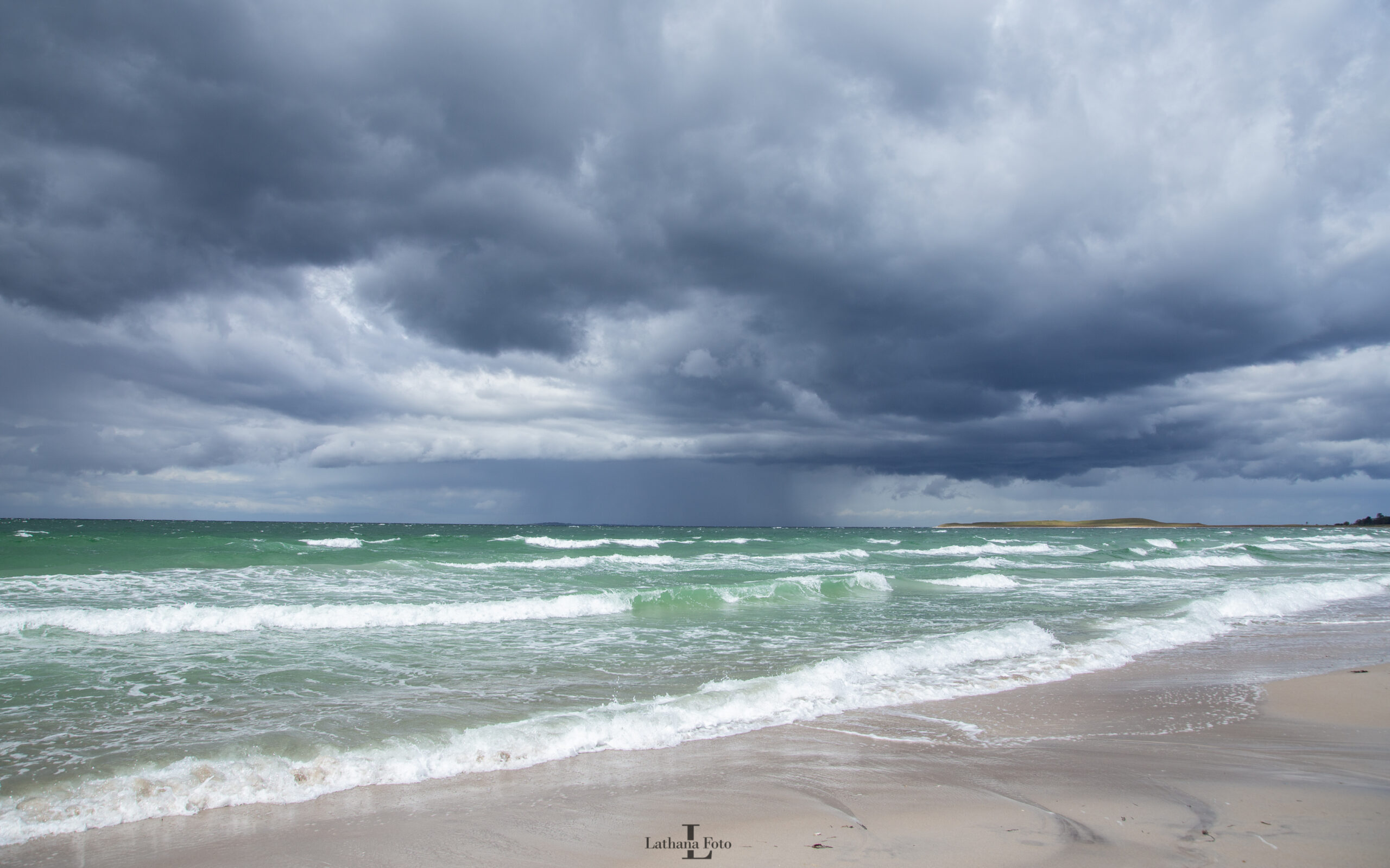 uvejr på sydstranden 060620 6